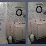 Photo 7 du gite : La salle de bain du gite