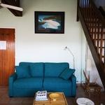 Photo  du gite : chambre avec lit 140