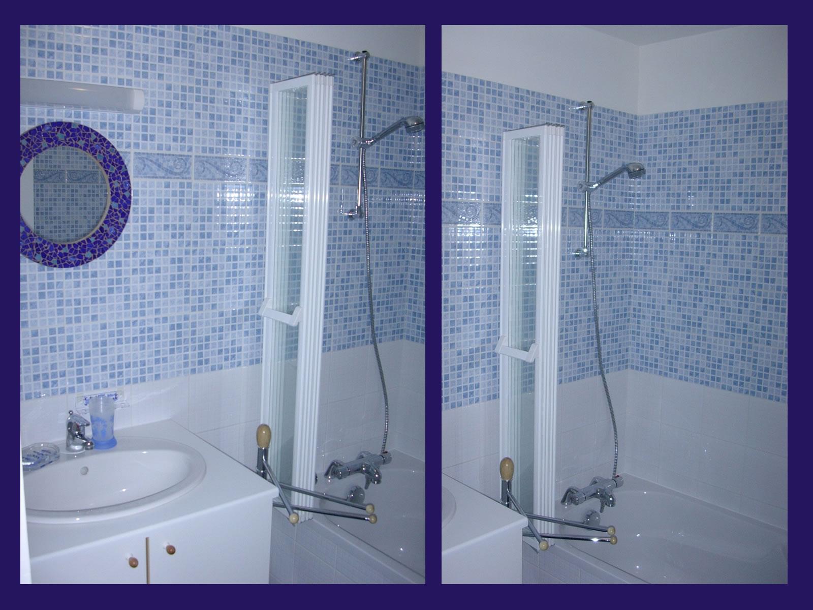 Image n°9 du gîte de mer : Salle de bain